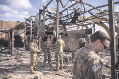 US to announce troop drawdown from Iraq, but little is expected to change