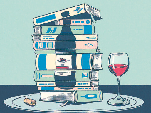 Books to inspire hunger and thirst