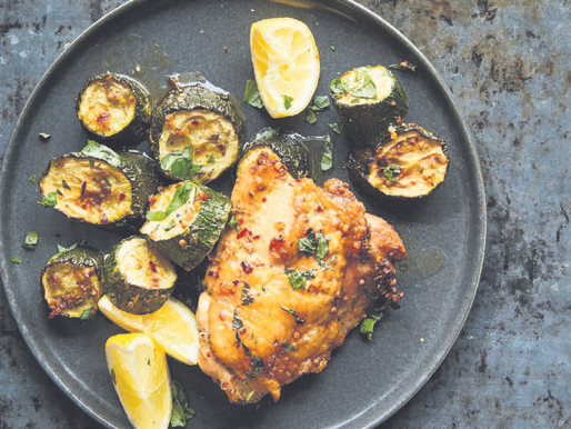 This sheet-pan chicken recipe may just make you forget about grilling