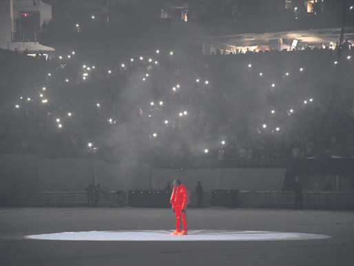 Kanye West unveils 'Donda' album, with a verse from Jay-Z