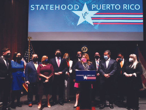 Soto, González Colón introduce bill supporting statehood for Puerto Rico