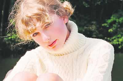 Taylor Swift, a Pop star done with Pop