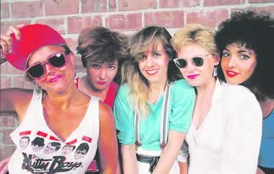 The Go-Go's made history 38 years ago. There's still more to their story.