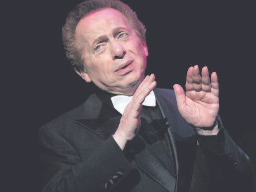 Jackie Mason, 93, dies; turned kvetching into comedy gold