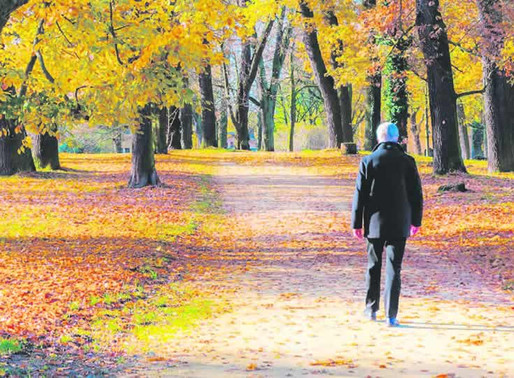 An 'awe walk' might do wonders for your well-being