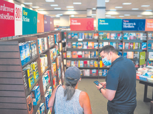 Surprise ending for publishers: In 2020, business was good
