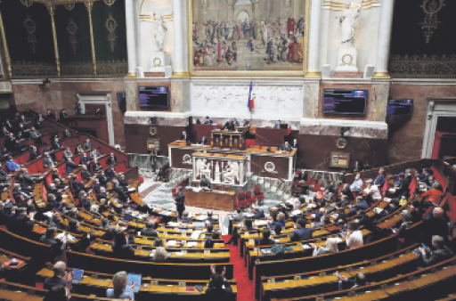 Adult sex with minors to be considered rape under landmark French bill