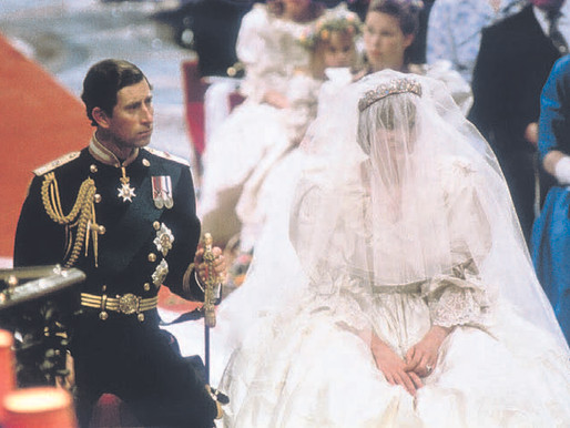 Why do we care so much about Diana's dresses?