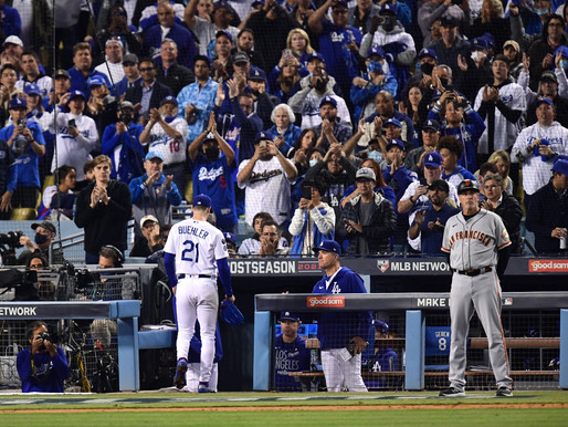 Dodgers stay alive, forcing a Game 5 that felt inevitable