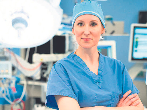 Women doctors are less likely to perform C-sections