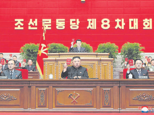 Kim Jong Un uses party congress to double down on nuclear program