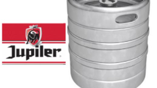 Jupiler per liter