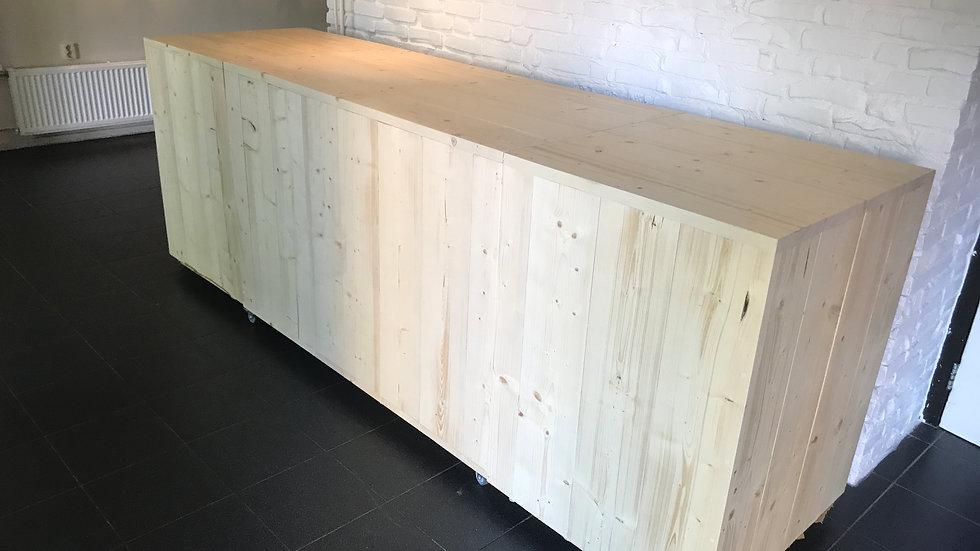 Koelkast meubel