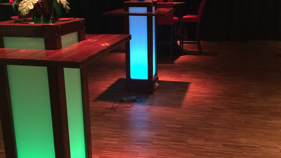 LED sta tafel