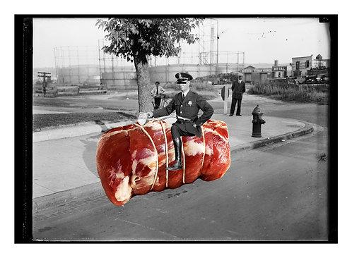 Le porc d'etat