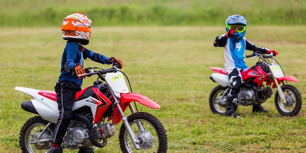 3-Day Little Kids' Spring Break Dirt Camp