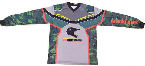 Kid's DC Dirt Camp Jersey