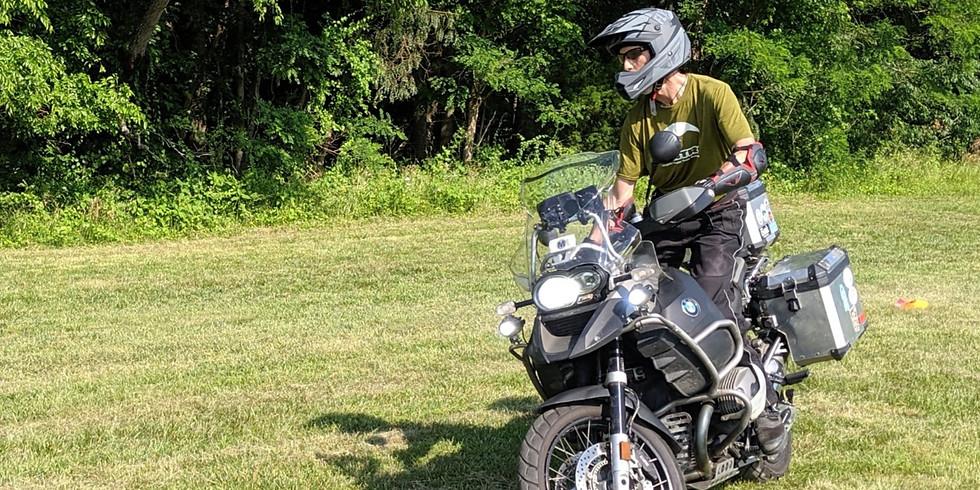 HIDE --- Adv- Intro to Adventure Riding