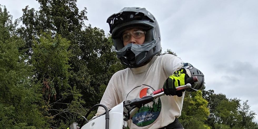 Dirt Bike Class - New Rider (Weekday) Level 1