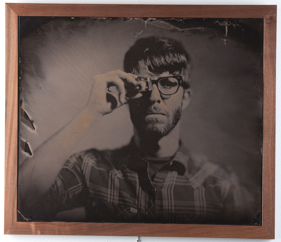 Andy Adams_Flak Photo_20x24 inch tintype
