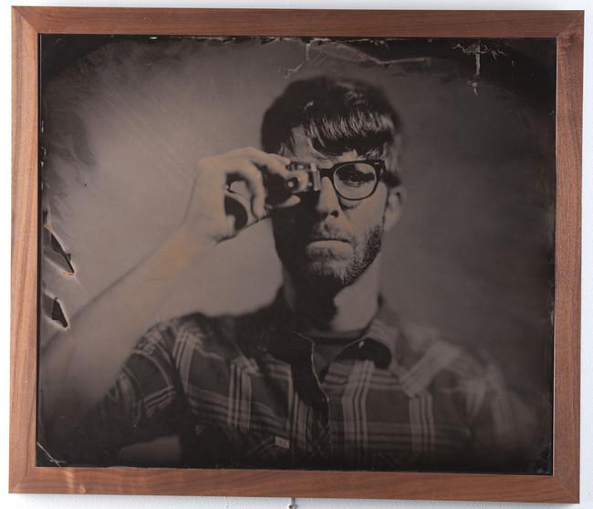Andy Adams_Flak Photo_20x24 inch tintype