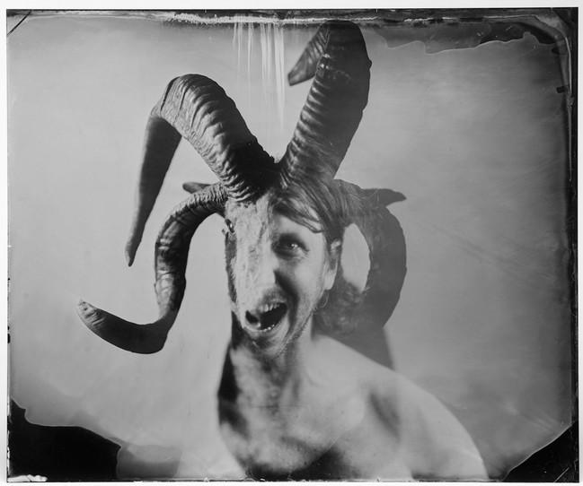 Gabe_20x24 inch tintype