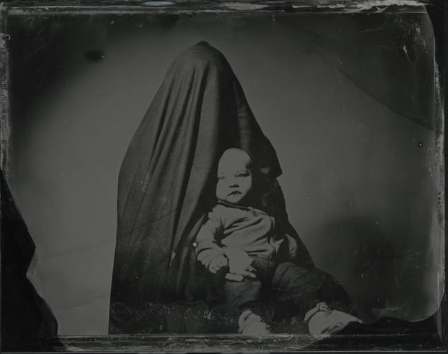 hendrix_hidden mother_4x5 tintype