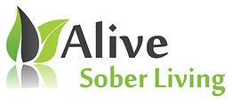 Alive Sober Living Logo