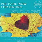 Prepare for dating during lockdown. INTRO NW matchmakers are here to support you and help you start a new relationship.