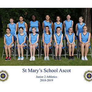 St Mary's School Sport 2018-19