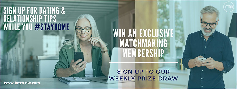 WIN AN EXCLUSIVE MATCHMAKING MEMBERSHIP