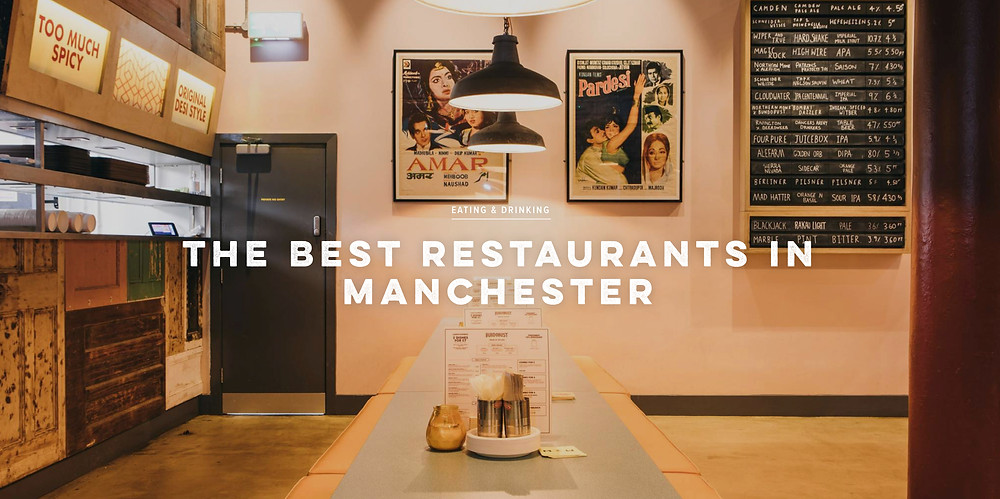Manchester restaurants first date ideas