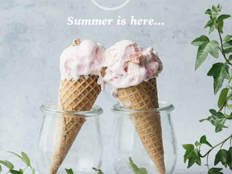 Summer is here...INTRO's update