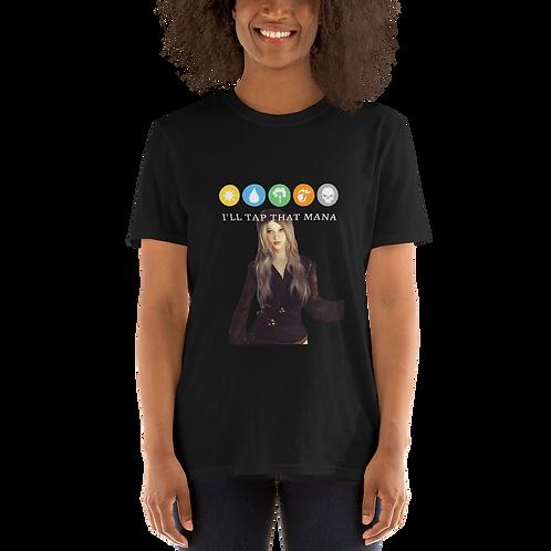Mana Tap Short-Sleeve Unisex T-Shirt