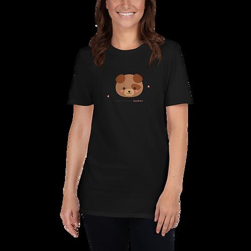 Kawaii Bear Short-Sleeve Unisex T-Shirt