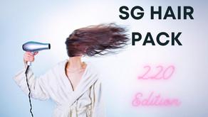 SG Hair Pack 220 Edition