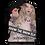 Thumbnail: Akemi The Snow Elf Minimalist Backpack Black