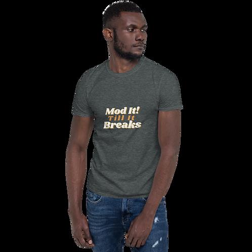 Mod It! Short-Sleeve Unisex T-Shirt