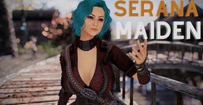 Serana - Vampire Maiden CBBE for SE