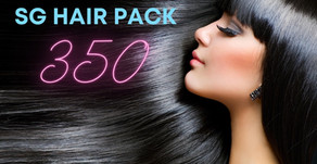 SG Hair Pack 350 Edition LE SE