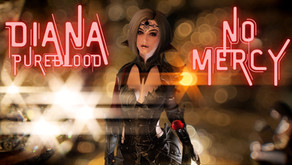 Diana Pureblood No Mercy 2017