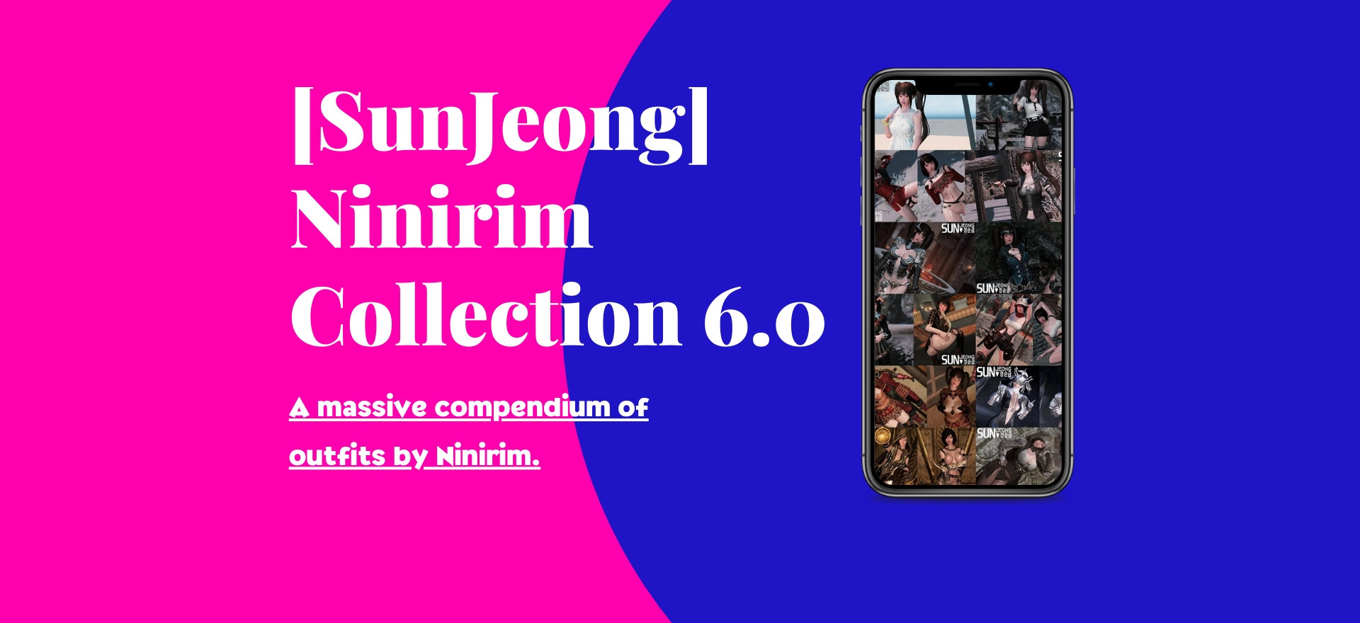 [SunJeong] Ninirim Collection 6.0
