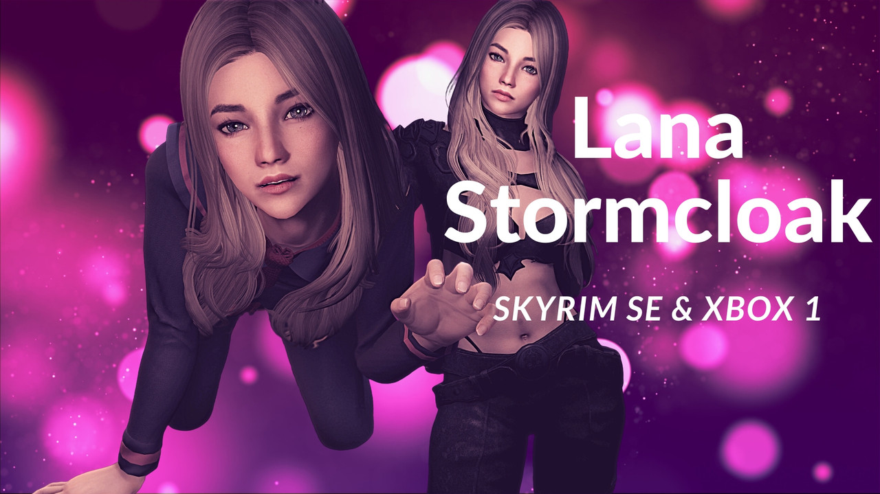 Lana Stormcloak