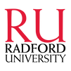 Radford University RU.png