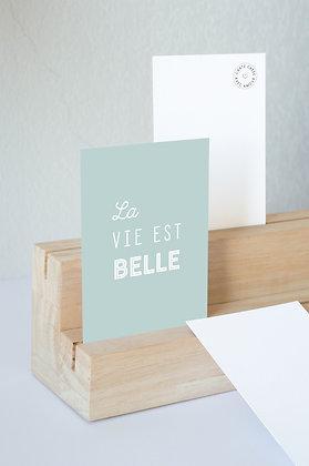"""""""La vie est belle"""""""