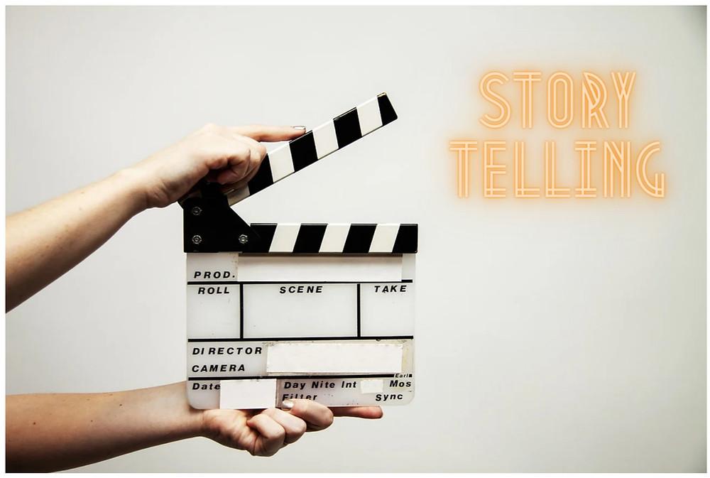 Klappe - Story Telling