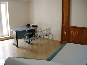Salle de consultation magnétiseur