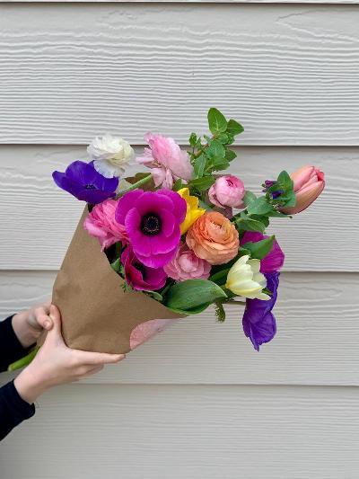 Bouquet Subscription June- August