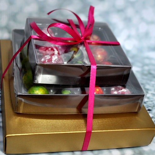 Boxes of 50 Handmade ARTISAN chocolates - ALL flavours