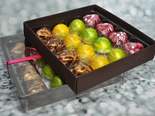 Medium box of Handmade ARTISAN chocolates - SELECT YOUR FLAVOURS